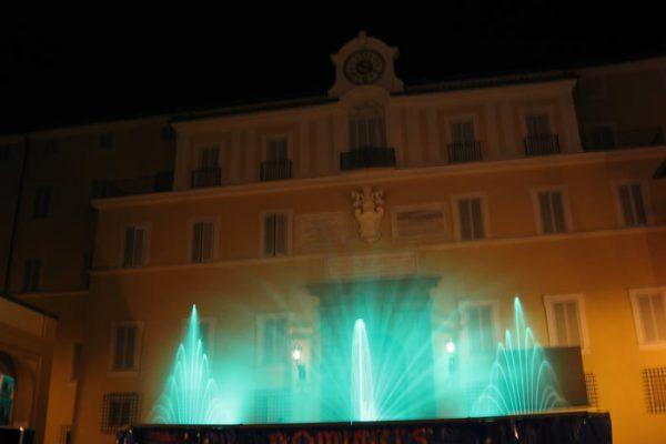 Dominici's Fontane Danzanti e giochi d'acqua - Dimensioni fontana danzante: 10 x 4m