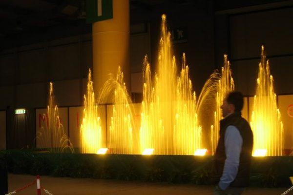 Dominici's Fontane Danzanti e giochi d'acqua per interni
