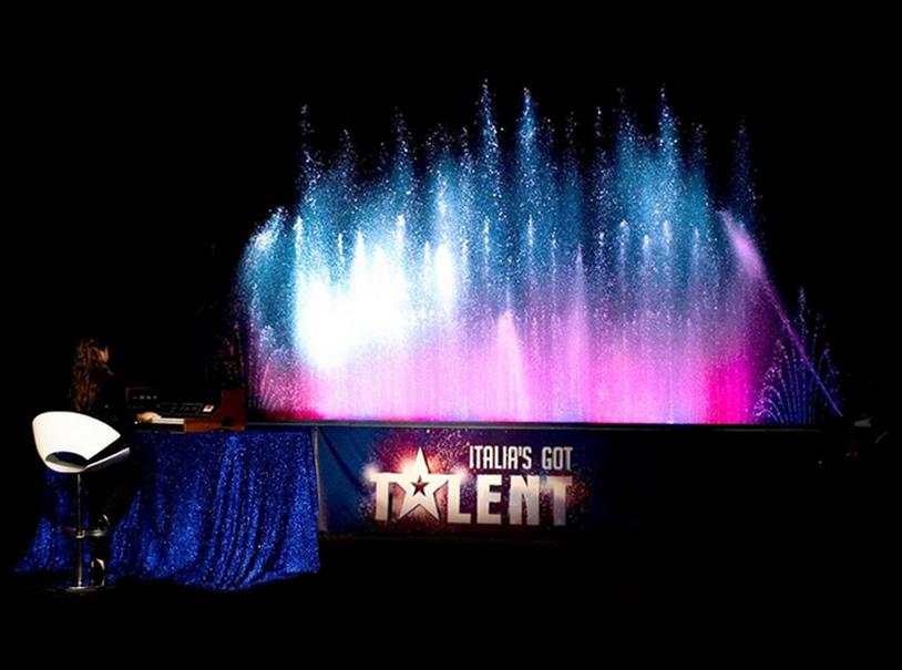 Dominici's - Le Fontane Danzanti di Italia's Got Talent