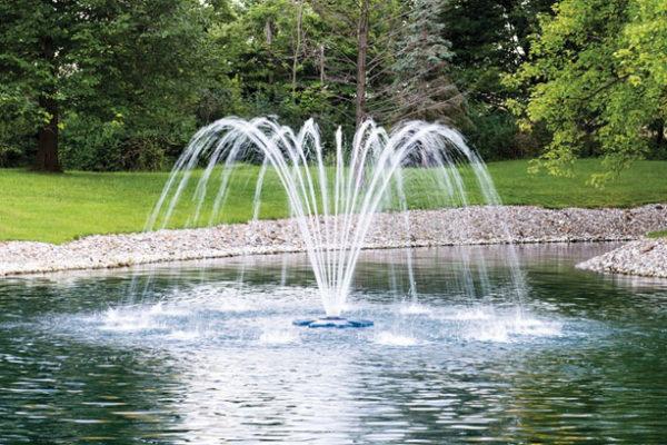 Progettazione Giochi d'acqua