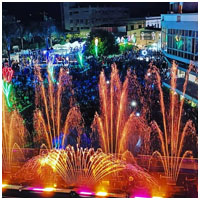 Rassegna stampa fontane danzanti 2019